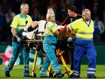 """Verdict crunt pentru pustiul de 40 mil € al lui Manchester United: dubla fractura si poate sa rateze TOT sezonul! """"A plans in vestiar, era daramat"""""""