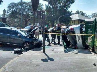 Accident infiorator pentru Ivan Zamorano! Sotia sa a ajuns de urgenta la spital! Un roman de 17 ani a provocat totul