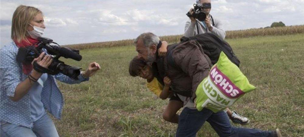 Moment UNIC in fotbal! Refugiatul impiedicat de jurnalista din Ungaria a fost ANGAJAT ca antrenor la Getafe