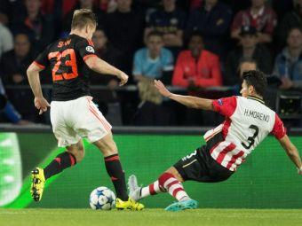 Luke Shaw a aflat VERDICTUL medicilor dupa dubla fractura suferita cu PSV! CULMEA! Cel care l-a accidentat, declarat omul meciului!