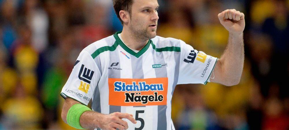 Un roman va imbraca tricoul celei mai tari echipe din handbalul european: refuzat de Dinamo, Dragos Oprea merge la Kiel