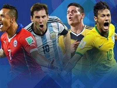 Copa America, de doua ori in doi ani! CONCACAF si CONMEBOL organizeaza editia de 100 de ani a turneului in 2016. Unde se va disputa