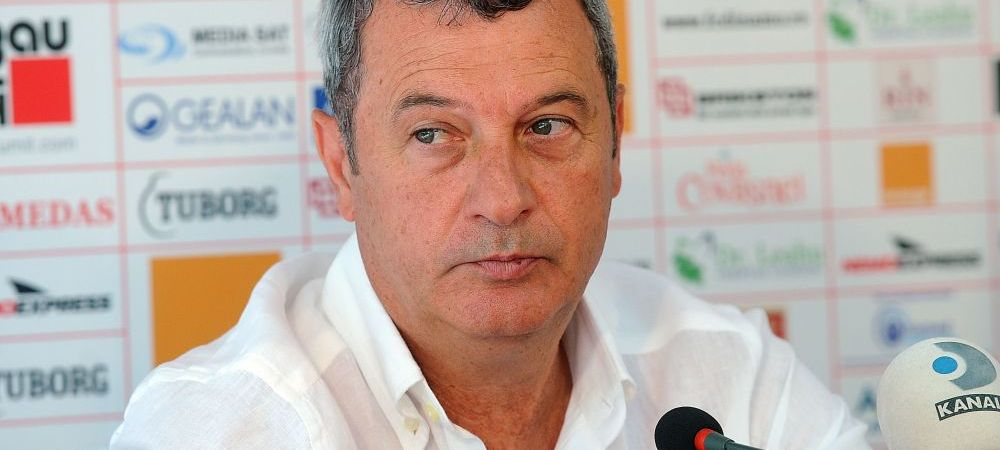 Mircea Rednic si Cosmin Matei, suspendati si ei de LPF, dupa meciul cu CFR. Cat va sta antrenorul in tribuna
