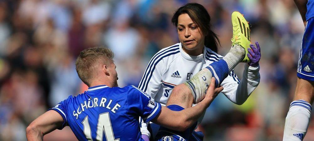 Suspendarea uriasa pe care Mourinho o risca in scandalul cu Eva Carneiro! Ce se va intampla cu medicul lui Chelsea