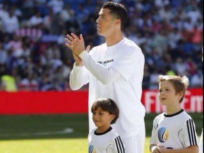 Momentul in care milioane de oameni au plans de emotie! Ce a facut Ronaldo pentru un refugiat sirian