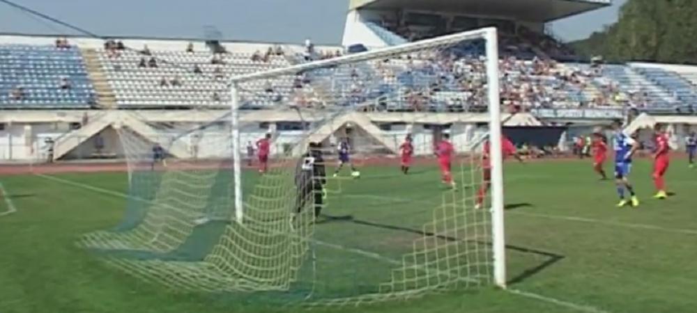 SUPERGOL in B! Executie de Champions League la Valcea. Ce gol a dat Firtulescu