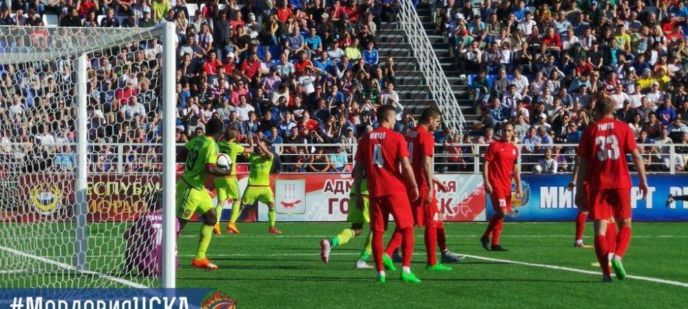 ASTA e meciul anului! In minutul 15, TSKA Moscova era condusa cu 3-0 si avea un om in minus. Ce s-a intamplat pana la final