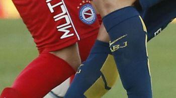 ATENTIE, IMAGINI SOCANTE! Tevez si-a distrus adversarul in ultimul meci! Toata lumea a privit ingrozita cum i s-a facut piciorul. FOTO