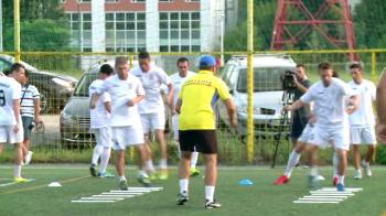Romania se pregateste sa castige al 6-lea European la minifotbal din istorie! Romania - Scotia, primul meci de la Euro, e live la Sport.ro, marti, 18:00