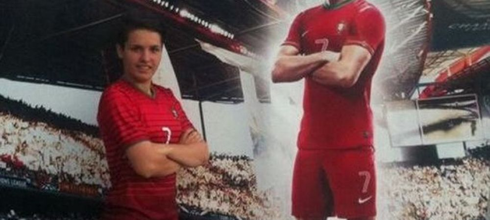 "O romanca la Real Madrid | La doar 19 ani, Alexandra Nica va fi ""colega"" cu Ronaldo, Benzema si Modric"