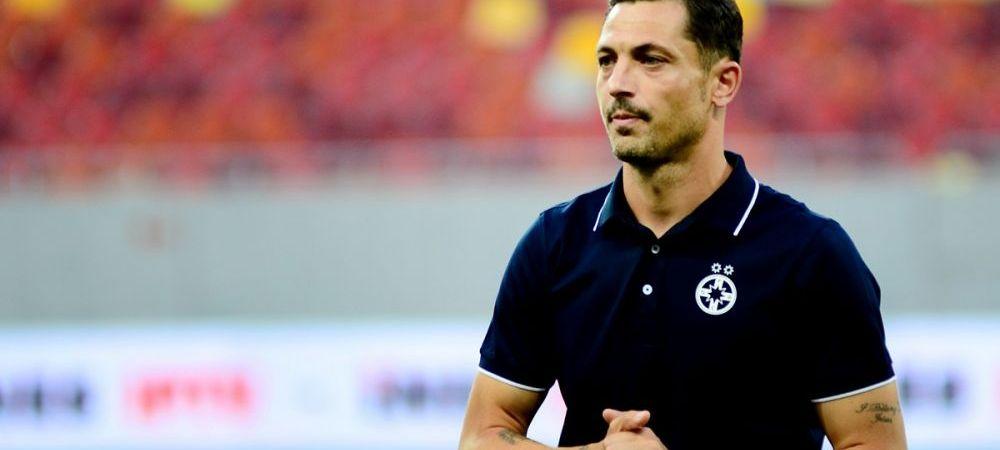 Debuteaza noul transfer in aceasta seara? Radoi l-a retinut in lot pe marocanul Kharja si pregateste schimbari in primul 11