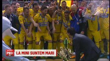 Ziua baga infractori la inchisoare, seara da goluri pentru Romania! Magistratul Pusca, arma nationalei pentru trofeul european