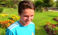 Povestea fantastica a fotbalistei din Romania care a ajuns la Real Madrid! Ce a facut ca sa semene cu Cristiano Ronaldo