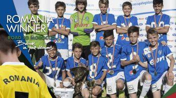 Maroc, venim | Sansa pentru Romania la Cupa Natiunilor Danone: Academia Hagi se bate in grupe cu reprezentantele Chinei, Canadei si Indoneziei