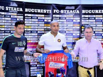 A refuzat oferte din Spania, Italia si chiar Brazilia, iar acum vrea sa faca senzatie la Steaua. Kharja, interviu in tara natala despre transferul in Romania