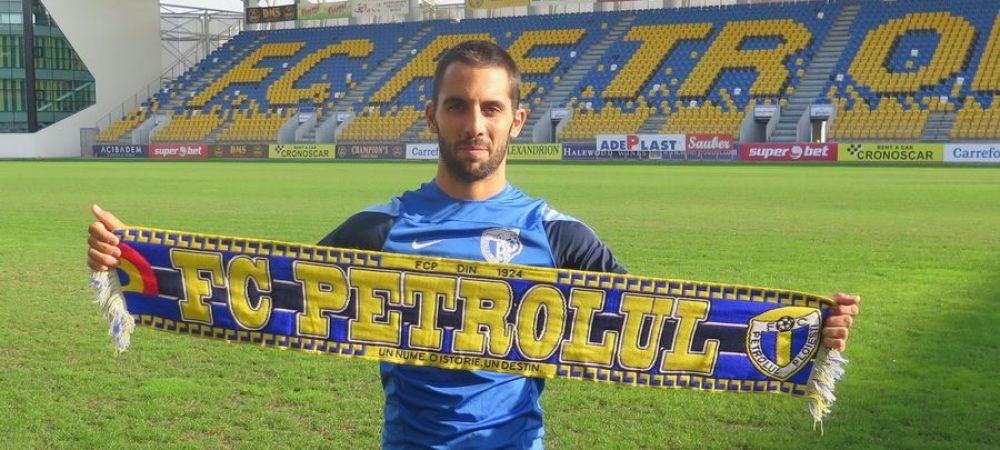 """INCREDIBIL! Un jucator de la Petrolul a fost lovit de fani dupa infrangerea cu CSU: """"Au crezut ca joaca la Craiova"""""""