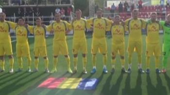 Suntem MARI la MINIfotbal | Romania a castigat pentru a sasea oara Campionatul European de minifotbal, dupa ce a pulverizat Croatia cu 5-1