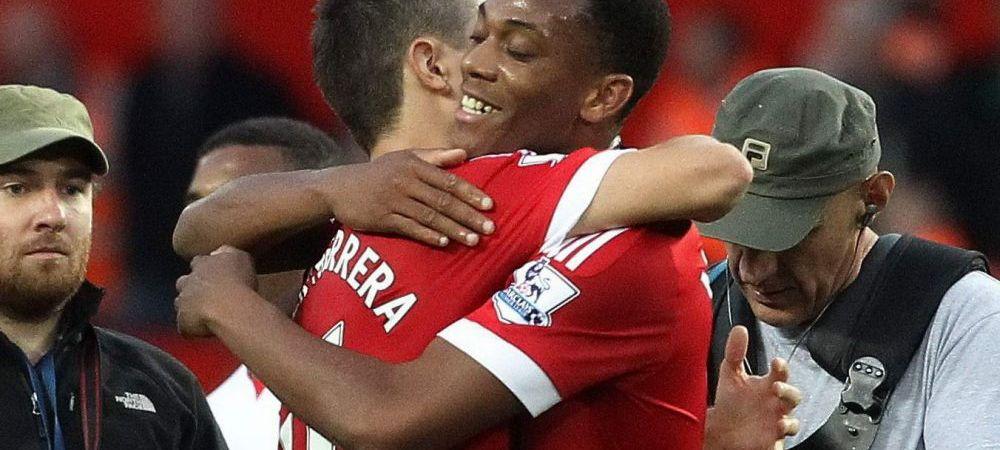 Martial e MARTIAN! Pustiul de 50 de milioane al lui Van Gaal are 4 goluri in primele 4 meciuri la United! VIDEO