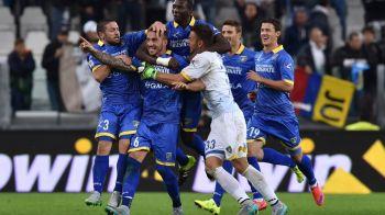 Cum a ajuns Juventus intr-o situatie incredibila: campioana ultimelor 4 sezoane din Serie A s-a incurcat din nou. Frosinone a obtinut un punct istoric