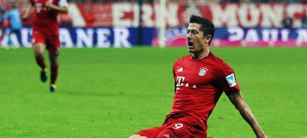 """Performanta lui """"LewanGOLski"""", cea mai tare din istoria Germaniei, dar nu si a fotbalului. VIDEO   Cele mai tari hat-trickuri marcate vreodata"""