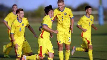 Cum arata viitorul: Dinamo da cei mai multi jucatori la nationala U17, Hagi si Timisoara sunt de baza pentru Romania! Steaua, NICIUN jucator convocat