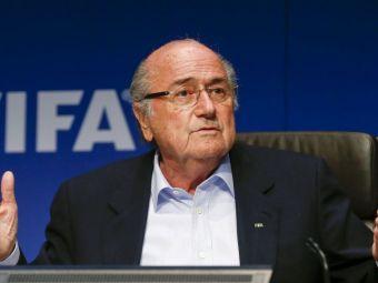 Blatter, ANCHETAT de Procurorul General din Elvetia! Seful FIFA e acuzat oficial de coruptie! Si Platini e IMPLICAT