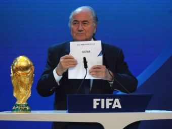 OFICIAL   Primul Campionat Mondial din istorie care se va disputa iarna. Turneul final din Qatar se va termina cu o saptamana inaintea Craciunului