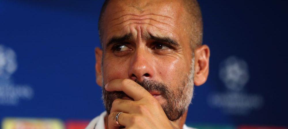 """An offer he can't refuse   Ce i se pregateste lui Pep Guardiola la finalul acestui sezon: """"Oferta e pusa pe masa, suntem optimisti"""""""