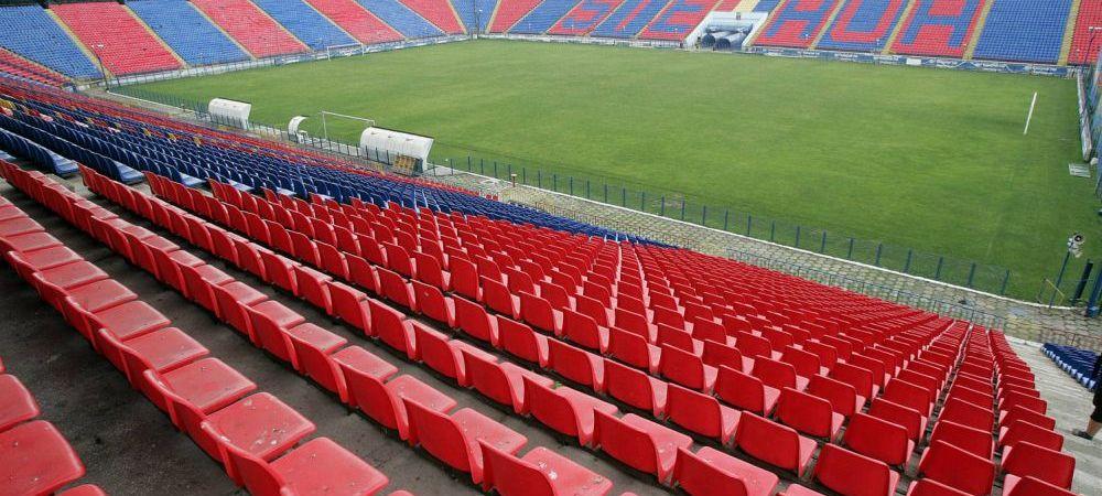 Pana atunci cand buldozerele ne vor desparti :) Declaratie sentimentala a lui Dica! Ce se intampla cu stadionul Ghencea