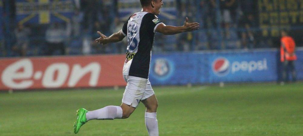 """""""Ronaldo"""" Marin a dus-o pe Viitorul pe primul loc! Perla lui Hagi ii terorizeaza pe portari: """"Am probleme cu nevasta, nu ma lasa sa plec acasa!"""""""