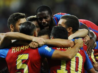 TARI CU VOLUNTARI! Steaua a tras la indigo victoria cu Chiajna, tribunele au fost inundate de furtuna! Toate fazele Steaua 3-1 Voluntari