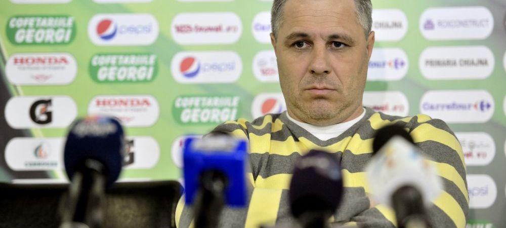 """Sumudica, suparat dupa 1-0 cu Botosani. Astra a ramas lider, insa antrenorul e nemultumit de joc: """"Fiecare a facut ce a vrut pe teren"""""""