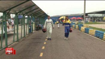 VIDEO   Marius Niculae se reprofileaza: fostul dinamovist e SAGEATA pe circuitul de karting