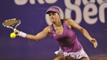 OUT de la Wuhan! Alexandra Dulgheru a fost invinsa din primul tur de Ana Ivanovic