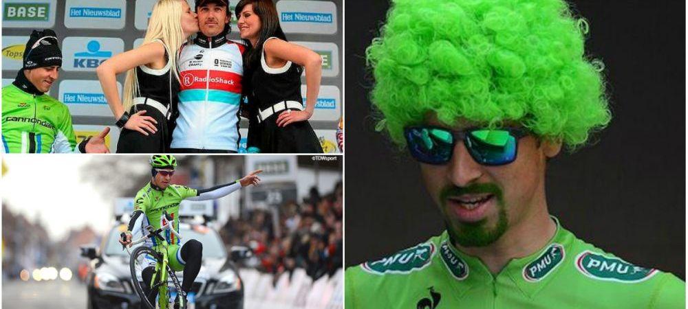Unicul Sagan! Povestea noului campion mondial: s-a lasat in 2009, merge pe o roata in munti si castiga 4 milioane de euro anual