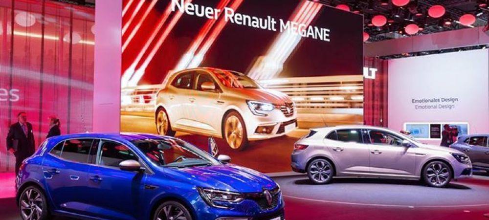 Renault a prezentat noile Megane si Talisman la Frankfurt! Afla totul despre ele intr-o prezentare multimedia spectaculoasa! FOTO