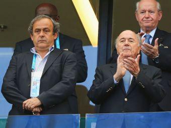 "Fotbalul ii leaga   Ce soc se pregateste la UEFA! Die Welt: ""Procurorii elvetieni instrumenteaza dosarul lui Platini"". Jack Warner a fost interzis pe viata"