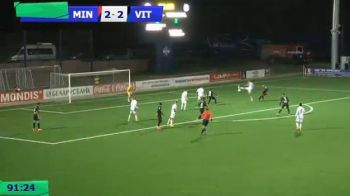 Razvan Marin a lovit si in Liga!Viitorul, 2-2 in deplasare cu Minsk! Pustii lui Hagi au o sansa uriasa sa ajunga in turul urmator