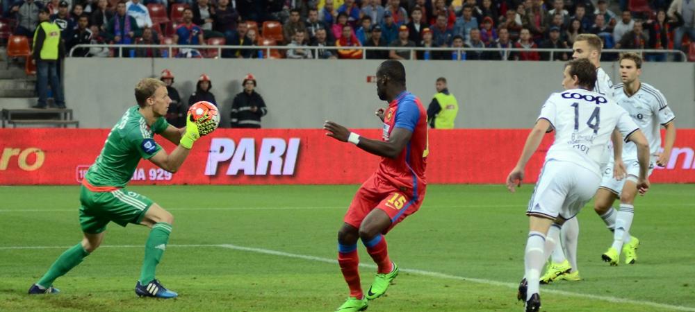 """Cum a """"stricat"""" Steaua golgheterul Romaniei! Un fost antrenor al lui Tade dezvaluie ce greseala face Radoi cu atacantul francez"""