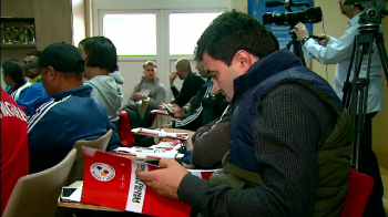 Steaua tuturor posibilitatilor: In timp ce Radoi cauta licenta PRO in Moldova, Lutu o are si se pregateste cu un antrenor de la Ajax