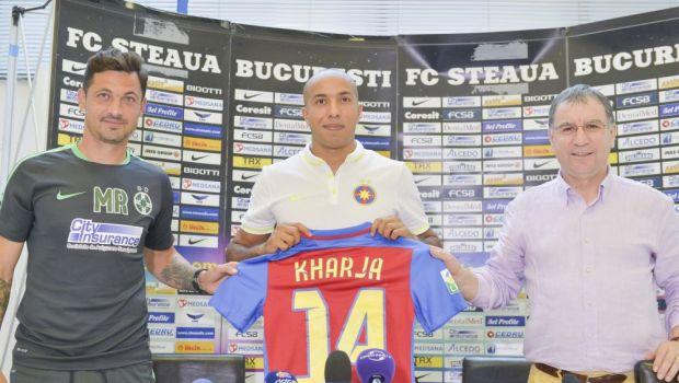 Veste buna pentru Kharja, dupa doua meciuri la Steaua! A fost rechemat la nationala Marocului duupa 6 luni. Ce meciuri are