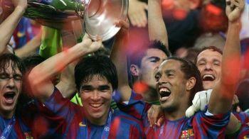 """""""Ramai aici, la anul luam Champions League, apoi te trimit la Barcelona!"""" Si asa a fost! Adevarul din spatele unei MUTARI ISTORICE"""
