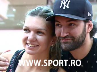 S-au intalnit in sfarsit! Simona Halep si Smiley au jucat tenis si au CANTAT! Imagini senzationale la Sport ProTV, ora 20:00!