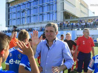 """Gica Hagi, Zidane si Trezeguet   """"Regele"""" fotbalului romanesc, intre ambasadorii celei mai mari competitii pentru copii din lume"""