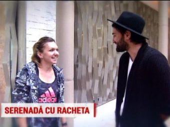 Simona Halep si Smiley s-au intalnit azi la Bucuresti! Ce a urmat e SENZATIONAL. VIDEO