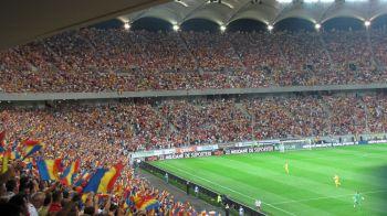 """Bataie in peluza in debutul meciului: 5 suporteri au primit interdictie pe stadioane! """"Jandarmii au intervenit rapid!"""""""