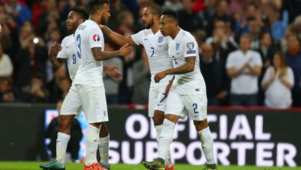 Anglia, singura nationala cu maximum de puncte in preliminariile pentru EURO. Fara golgheterul all time Rooney, englezii au castigat si cu Estonia