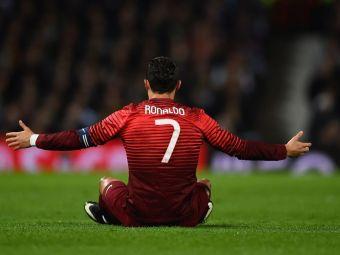 Misterul de neelucidat al lui Ronaldo: portughezul inscrie la foc automat pentru Real si e golgheterul all time al Ligii, dar la nationala e cu totul alt fotbalist