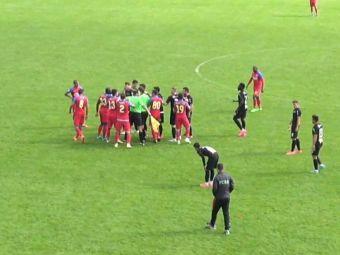 VIDEO   Steaua, invinsa de Viitorul lui Hagi: Ianis si stelistul Filip au fost la un pas sa se incaiere. Cum au aratat echipele
