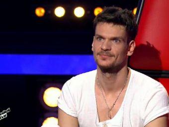 Tudor Chirila, comentator sportiv la Vocea Romaniei! Cum l-a inspirat o olteanca in timpul show-ului Vocea Romaniei! VIDEO